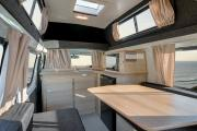 Let's Go Motorhomes AU 2/3 Berth Hi Top campervan hire darwin