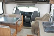 Camper1 Alaska 24ft Class C Conquest 6255 Copper motorhome rental usa