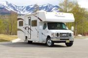 Camper1 Alaska 29ft Class C Freelander Copper motorhome rental anchorage