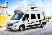 Vista campervan hire - ireland
