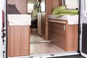 Bunk Campers Vista camper hire ireland