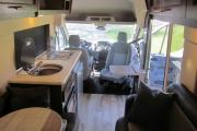Fraserway RV Rentals Van Conversion 2017 motorhome rental vancouver