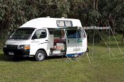 2-3 Berth: The Sturt campervan hire australia