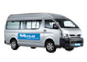 Toyota Hiace Cargo or Similar car hirenew zealand