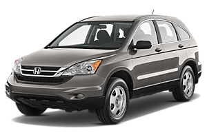 4 Wheela - Honda CRV or similar car hirenew zealand