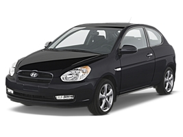 Hyundai Accent or similar car hire australia