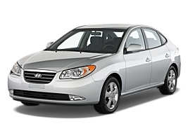 Hyundai Elantra or similar australia car hire