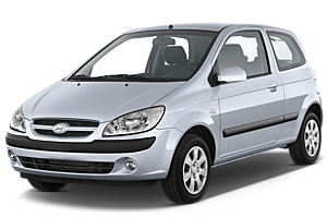 Group A - HYUNDAI GETZ MANUAL or similar car hireperth