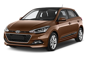 Group B - Hyundai I20 or Similar car hireperth