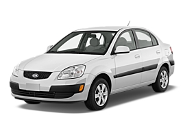 Kia Rio car hirenew zealand