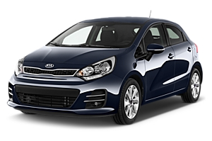 Group B - KIA RIO or Similar car hireperth