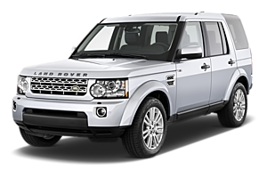 Landrover Discovery Or Similar car hireperth