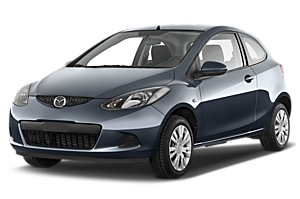 Premium Budget - Mazda Demio or similar relocation car rentalnew zealand