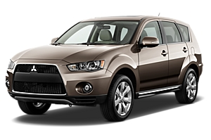 Mitsubishi Outlander or similar car hirenew zealand