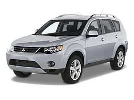 Outlander Mitsubishi or similar australia car hire