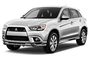 Mitsubishi ASX 2WD or similar australia car hire
