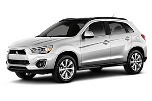 Mitsubishi ASX Or Similar australia car hire