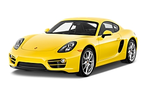Porsche Cayman or similar australia car hire