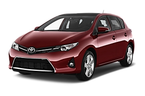 Toyota Corolla Hatch or similar car hire australia
