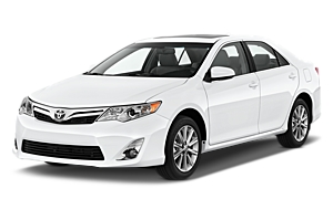 Toyota Camry or similar melbourne car hire