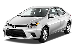 Toyota Corolla or similar car hire australia