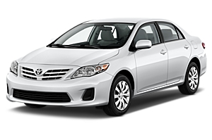 Toyota Corolla Sedan or similar car hire australia