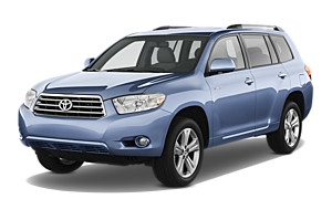 Group H - Toyota Kluger or Similar car hireperth