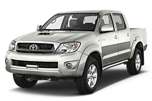 Toyota Hilux 4WD or similar relocation car rentalnew zealand