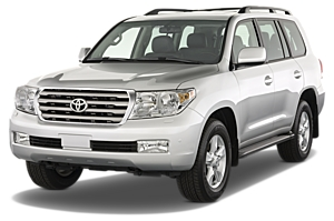 Toyota Landcruiser GXL Wagon Luxury 4WD or similar australia car hire