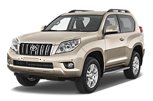 Toyota Prado GX or similar relocation car rentalnew zealand