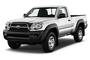 Toyota Dual CAB Landcruiser or similar australia car hire