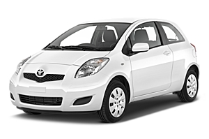 Toyota Yaris australia car hire