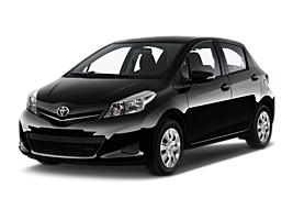 Yaris Toyota or similar car hireperth