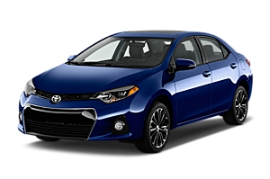 Dooley Car Rental Class F2 - Toyota Corolla or similar cork car hire