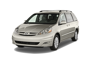Toyota Tarago (IVAR) or similar australia car hire