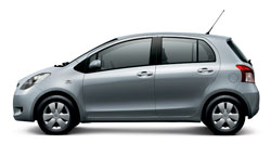 Group A Yaris Hatch Toyota or similar