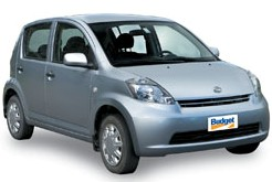 Group A - DAIHATSU SIRION or similar