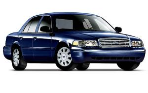 Group G - Ford CROWN VICTORIA 4DR/6PS or similar