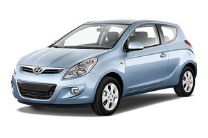 Economy Manual - Hyundai i20 or similar