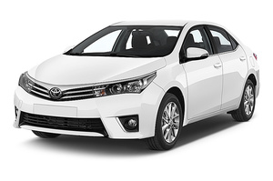 D Toyota Corolla Hatch Sedan Or Similar