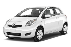Group X - Toyota Yaris 1.3 HATCH or similar
