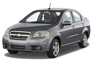 Group A - Aveo Chevrolet or similar
