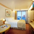 Obstructed View Balcony Stateroom