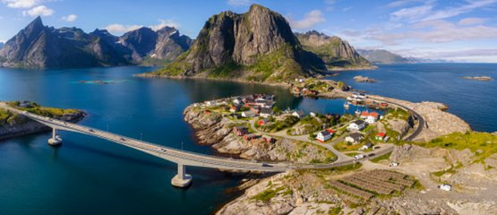 Touring Cars: Oslo and Tromso 15% Special