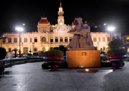 Day 10 - Ho Chi Minh City (Phu My)