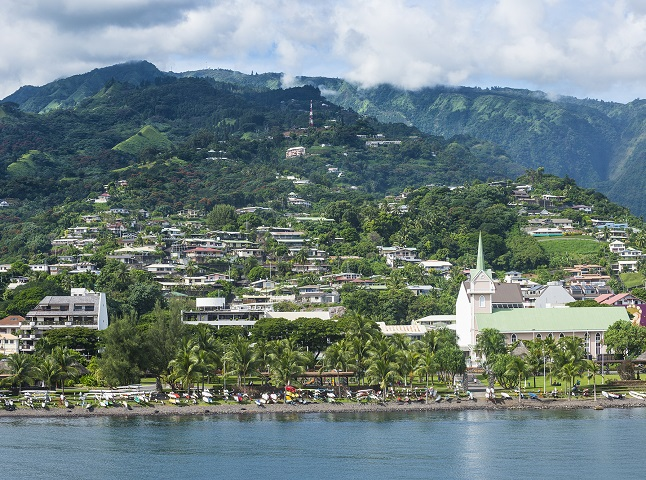 Day 13 - Papeete
