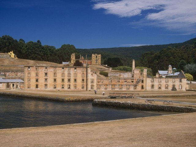Day 3 - Port Arthur