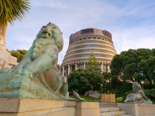 Day 55 - Wellington