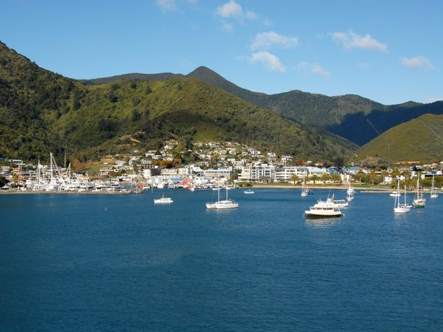 Day 6 - Picton -  New Zealand