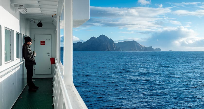 Five Cruisers You'll Meet on Every Voyage